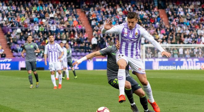 Вальядолид и Реал Сосьедад расписали боевую ничью: 29 тур Ла Лиги, матч воскресенья