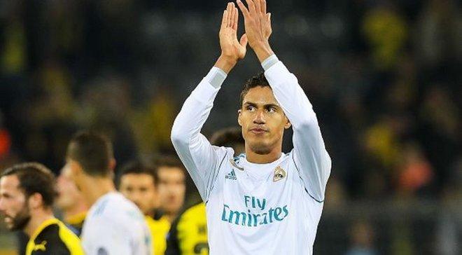 Варан повідомив Реал, що хоче покинути клуб