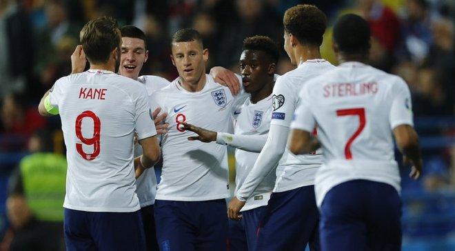 Збірна Англії може зіграти проти Косова в Саутгемптоні
