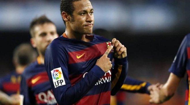 Неймар: Я дуже сумую за часами у Барселоні