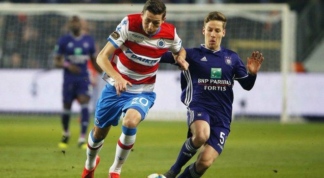 Андерлехт – Брюгге – 2:3 – видео голов и обзор матча