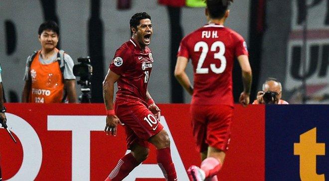 Халк забив божевільний гол у Китаї