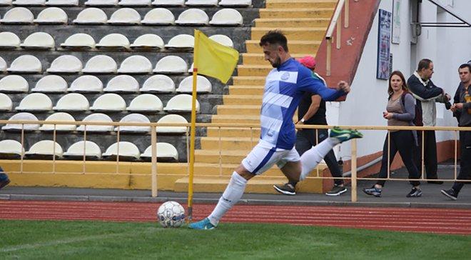 Друга ліга: МФК Металург в меншості обіграв Кристал, Полісся переграло Ниву Т