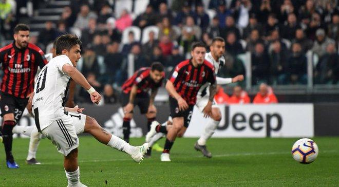 Ювентус – Мілан – 2:1 – відео голів та огляд матчу