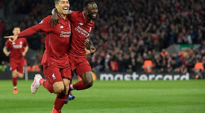 Ліверпуль – Порту – 2:0 – відео голів та огляд матчу