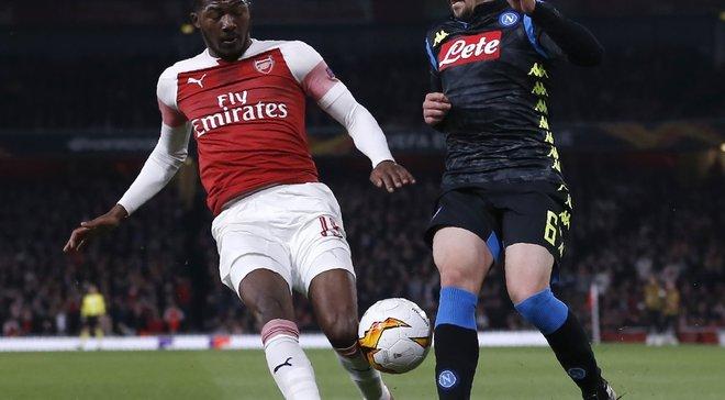 Арсенал – Наполі – 2:0 – відео голів  та огляд матчу