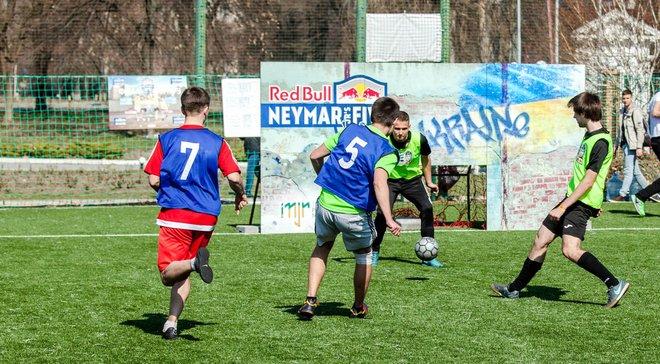У Запоріжжі стартували кваліфікації футбольного чемпіонату Red Bull Neymar Jr's Five