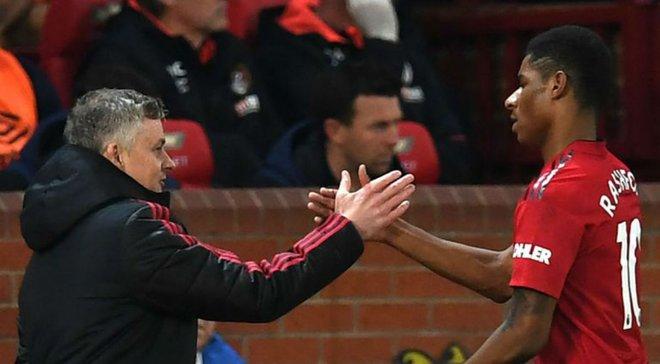 Сульшер: Рашфорд має шанси зіграти з Барселоною, Санчес пропустить матч