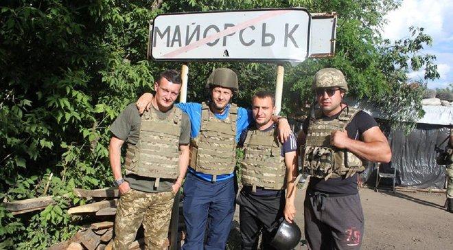 """""""Це ж Ракицький!"""" – Федецький розповів, як військовий переплутав його із захисником Зеніта на Донбасі"""