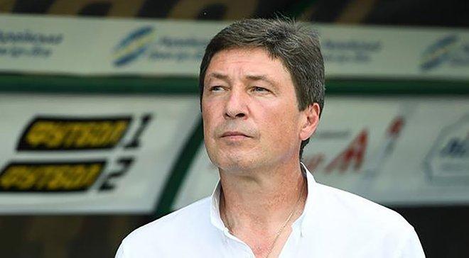 Бакалов: Мне не стыдно за работу со Львовом