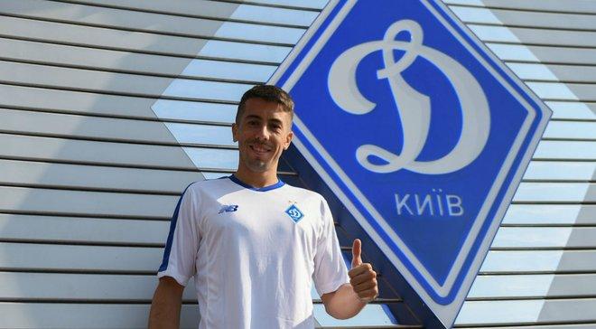 Динамо официально подписало Де Пену