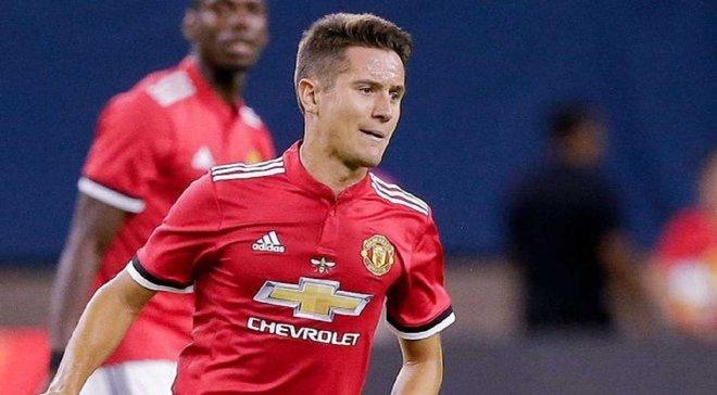Еррера: Наші з Манчестер Юнайтед погляди щодо умов нового контракту розходяться