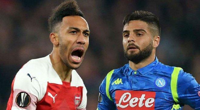 Арсенал – Наполі та ще 3 матчі 1/4 фіналу Ліги Європи: анонс поєдинків