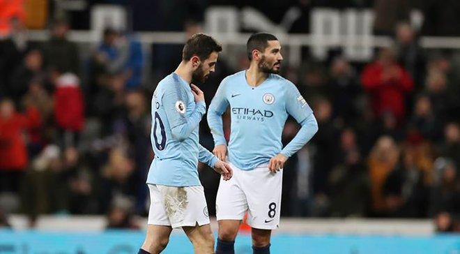 Гюндоган: Манчестер Сити не может считаться великой командой, пока не начнет выигрывать большие матчи