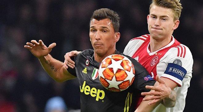 Де Лигт – самый молодой капитан в истории четвертьфиналов Лиги чемпионов