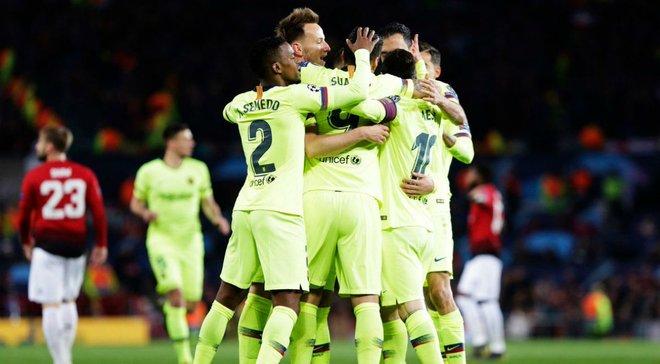 Головні новини футболу 10 квітня: Барселона перемогла МЮ, Ювентус розписав нічию з Аяксом, Динамо підписало новачка
