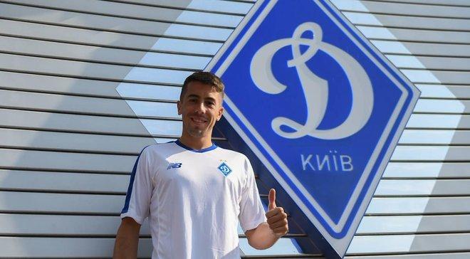 Динамо заявило новичка Де Пену на УПЛ – есть интересный нюанс