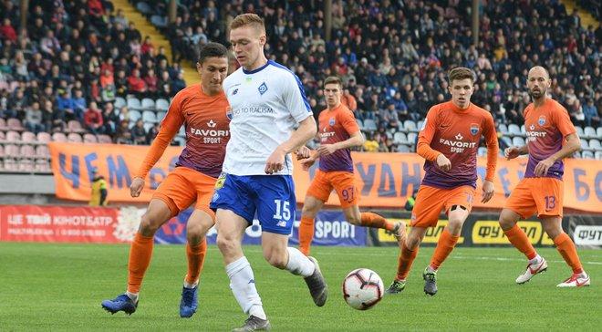 Маріуполь – Динамо – 0:1 – відео гола та огляд матчу