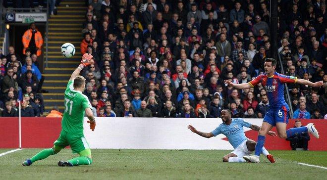 Перемога Манчестер Сіті на класі у відеоогляді матчу з Крістал Пелас