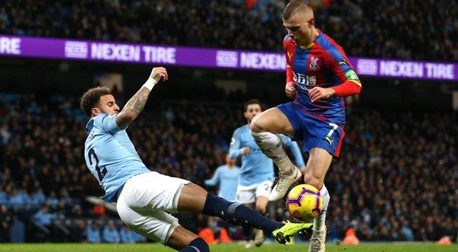 Кристал Пэлас – Манчестер Сити: стартовые составы и онлайн-трансляция матча