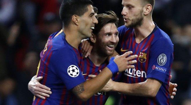 Мессі, Суарес та ще три ключові гравці Барселони не потрапили до заявки на матч проти Уески