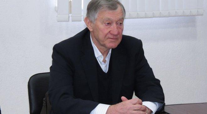 Український фахівець Альтман став директором національних збірних Молдови