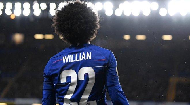 Вілліан знову потрапив до сфери зацікавлень Барселони