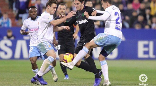 Гол Бланко Лещука не допоміг Малазі уникнути поразки – Селезньов не потрапив у заявку