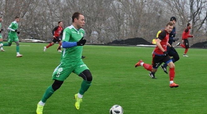 Украинец Квашук снова забил в чемпионате Беларуси – полузащитник возглавляет список бомбардиров