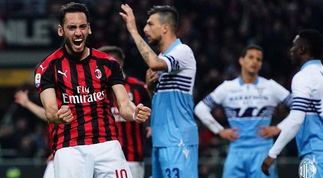 Мілан – Лаціо – 1:0  – відео гола та огляд матчу