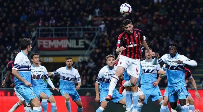 Милан – Лацио: после матча между игроками обеих команд возникла потасовка – Гаттузо был в эпицентре событий
