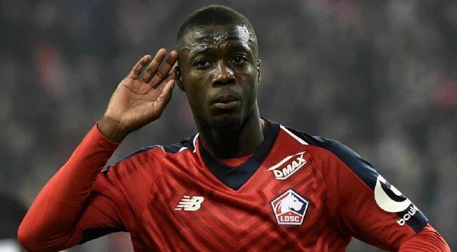 Головна зірка Лілля Пепе влітку змінить команду, – президент французького клубу