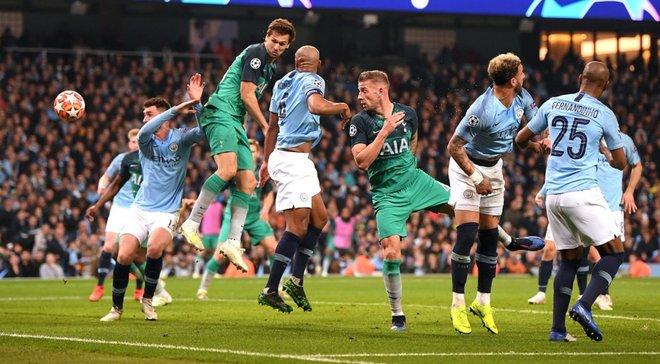 Манчестер Сіті – Тоттенхем – 4:3 – відео голів та огляд матчу