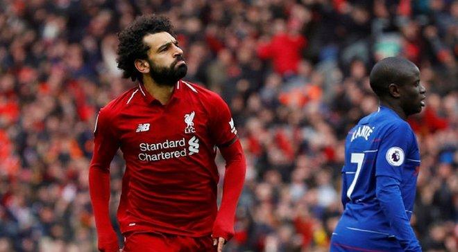 Салах прокоментував свій шедевральний гол у ворота Челсі