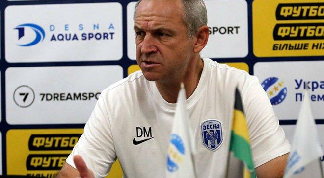 Рябоконь – найкращий тренер 24 туру УПЛ