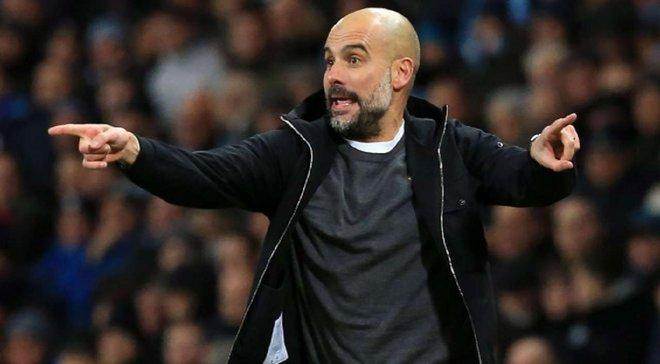 Гвардиола самоуверенно оценил шансы Манчестер Сити на проход в полуфинал Лиги чемпионов