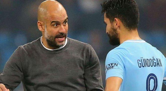Гвардиола подтвердил, что Гюндоган не хочет продлевать контракт с Манчестер Сити