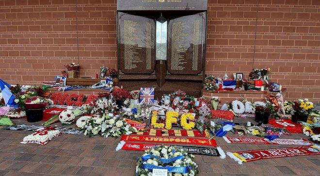 Ливерпуль отдал дань погибшим на Хиллсборо