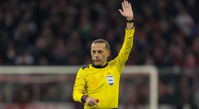 Манчестер Сити – Тоттенхэм: матч будет судить турецкая бригада арбитров