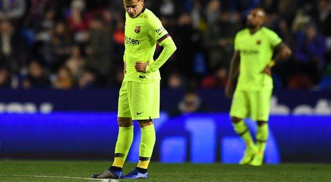 Манчестер Юнайтед відмовився від придбання Коутінью через вболівальників