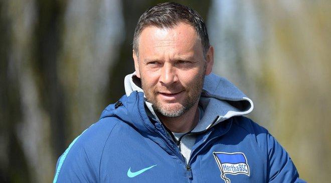 Дардай офіційно покине посаду тренера Герти після завершення сезону