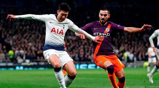 Манчестер Сити – Тоттенхэм: онлайн-трансляция ответного матча 1/4 финала ЛЧ
