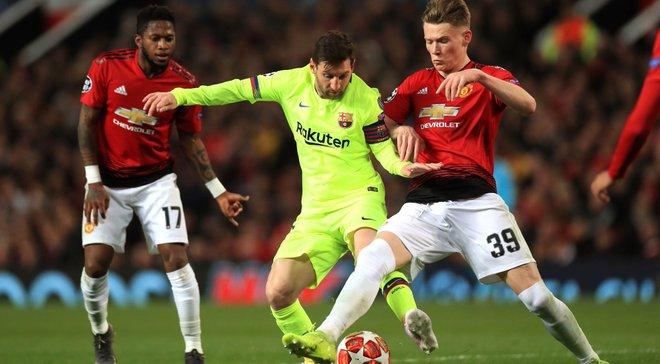 Барселона – Манчестер Юнайтед: онлайн-трансляція матчу-відповіді 1/4 фіналу ЛЧ