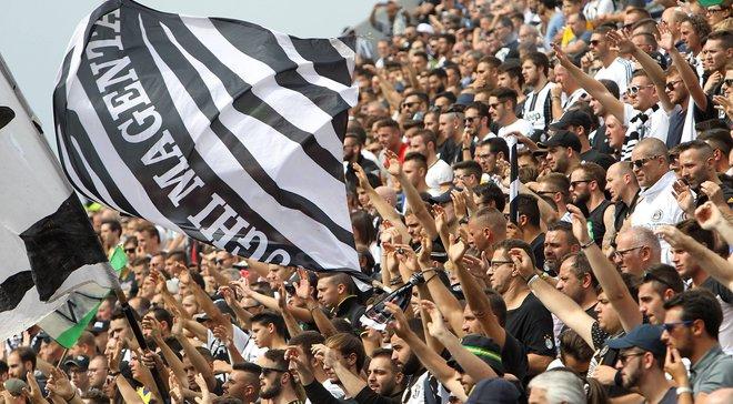 Ювентус – Аякс: фанати туринців влаштують акцію протесту під час матчу Ліги чемпіонів