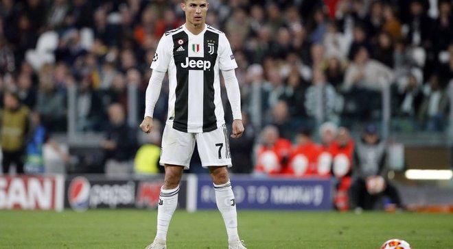 Роналду вперше з 2010 року не зіграє у півфіналі Ліги чемпіонів