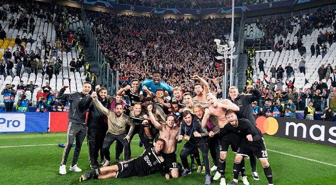 Динамо – єдина команда, яка не пропустила вдома від Аякса в Лізі чемпіонів