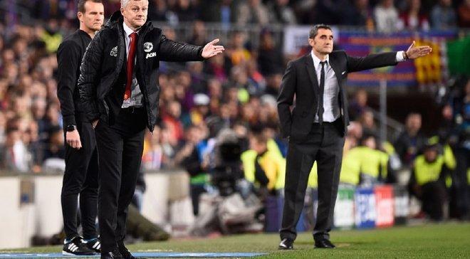 Сульшер: Барселона по игре на несколько уровней выше, чем Манчестер Юнайтед