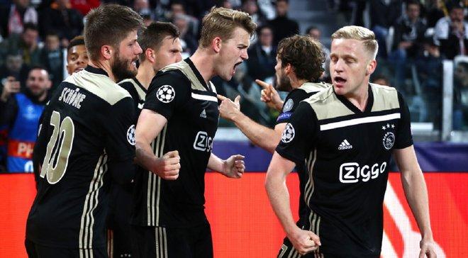 Де Лигт оценил шансы Аякса на победу в Лиге чемпионов