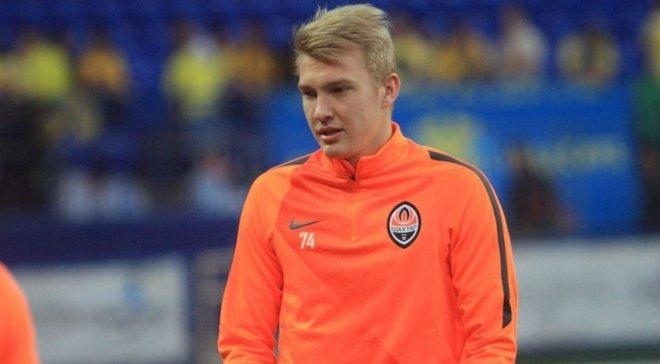 Коваленко не сыграет с СК Днепр-1 из-за травмы