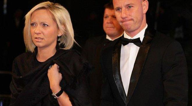 Легенда Манчестер Юнайтед Ники Батт арестован за нападение на жену